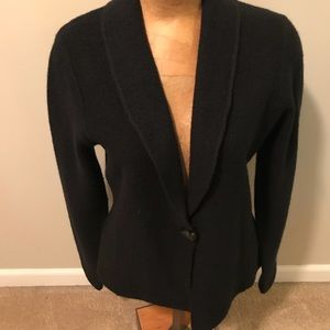 Looks Like A Blazer, But It's A Sweater!